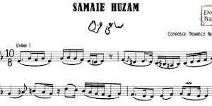 Samaei Huzam Mohamed Abdelwahab Music Sheet