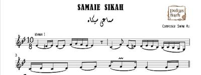 Samaei Sikah - Safar Ali Music sheets