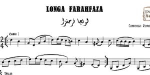Longa Farah Faza Music Sheet