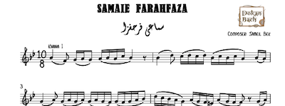 Samaei Farah Faza Music Sheet