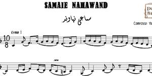 Samaei Nahawand-Yousef Pasha Music Sheets