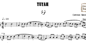 Tutah Farid ElAtrash Music Sheet