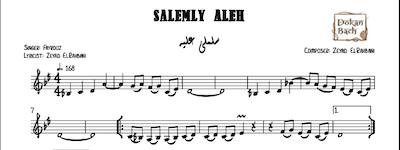 Salemly Aleh-Free سلملي عليه